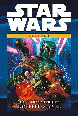 Comic-Kollektion: Bd. 120: Agent des Imperiums: Doppeltes Spiel