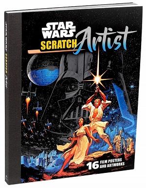 Star Wars: Scratch Artist