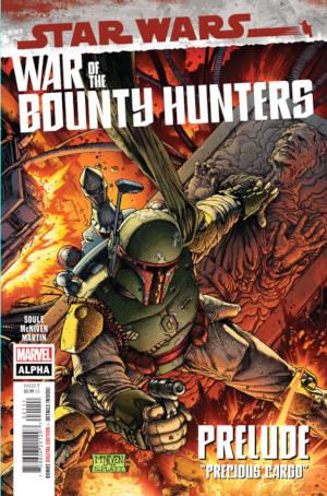 War of the Bounty Hunters Alpha 1