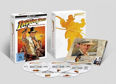 Indiana Jones – 4-Movie Collection