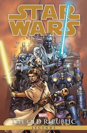 Star Wars Legends the Old Republic Omnibus 1