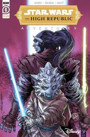 The High Republic Adventures 6