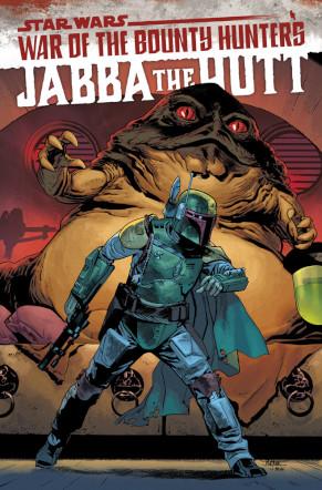 War of the Bounty Hunters – Jabba the Hutt 1