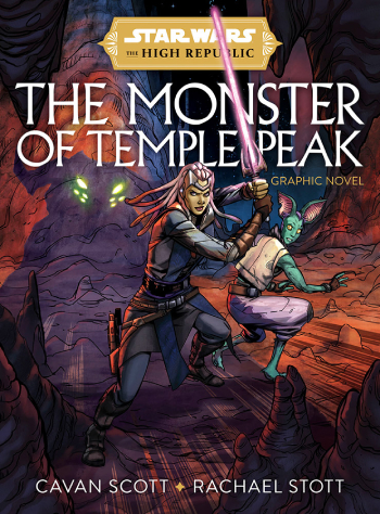 The Monster of Temple Peak