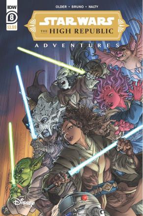 The High Republic Adventures 8
