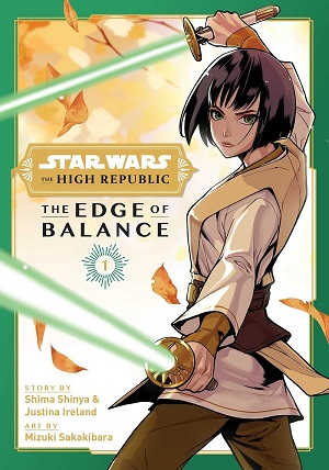 The Edge of Balance (The High Republic)