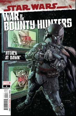 War of the Bounty Hunter 4