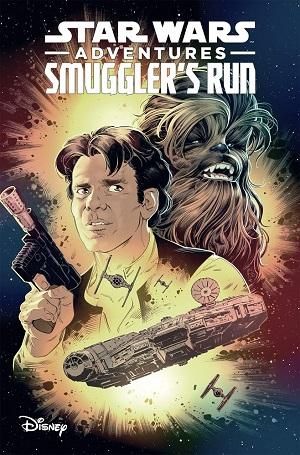 Star Wars Adventures Smuggler's Run