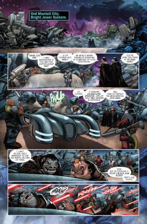 War of the Bounty Hunters – Boushh 1