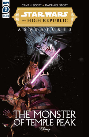 The High Republic Adventures — The Monster of Temple Peak 2