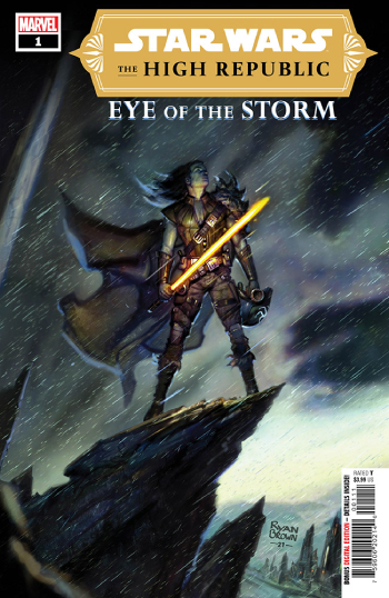 Star Wars The High Republic: Eye of the Storm