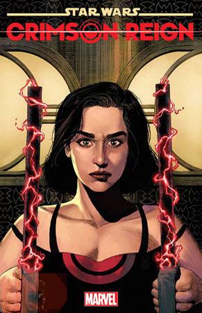 Crimson Reign #1 (Warriors of Dawn Variantcover)