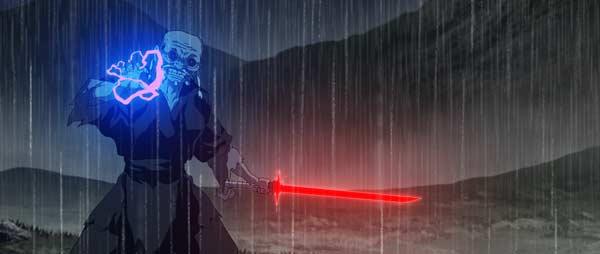 Star Wars Visionen