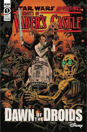 Ghosts of Vader's Castle 1