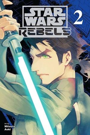 Star Wars Rebels Vol. 2 - Manga Adaptation