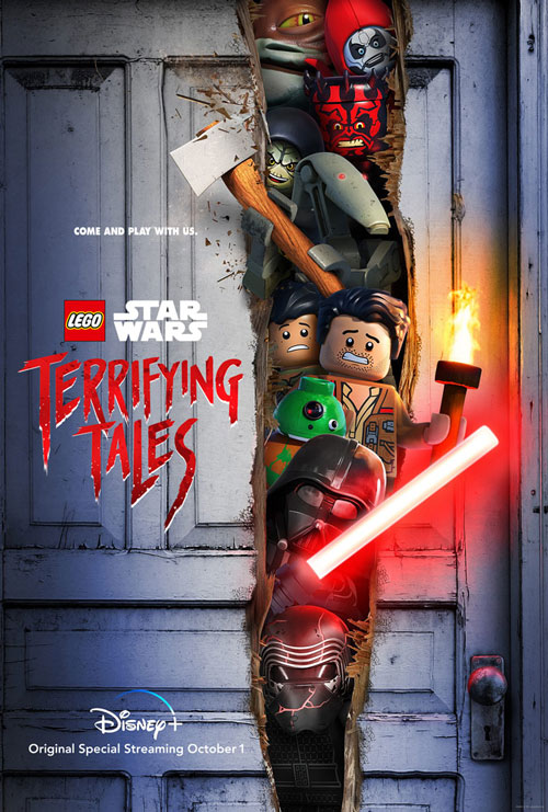 LEGO Star Wars Terrifying Tales Poster