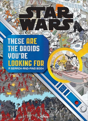 Search and Find: These ARE the Droids You're Looking For