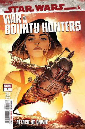 War of the Bounty Hunters 5