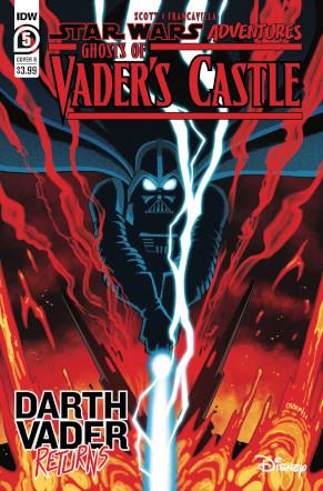 Ghosts of Vader's Castle 5