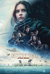 Rogue One: A Star Wars Story - Kinoplakat