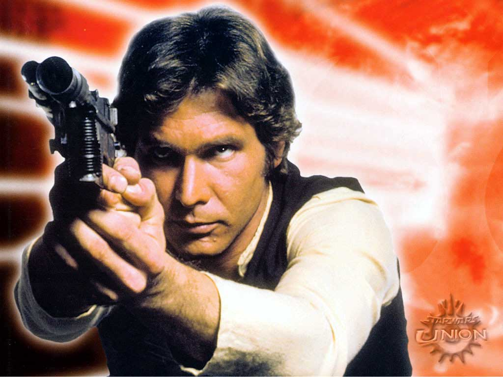 Thoughtful preparations media spin blog 2006 january - Vaisseau star wars han solo ...