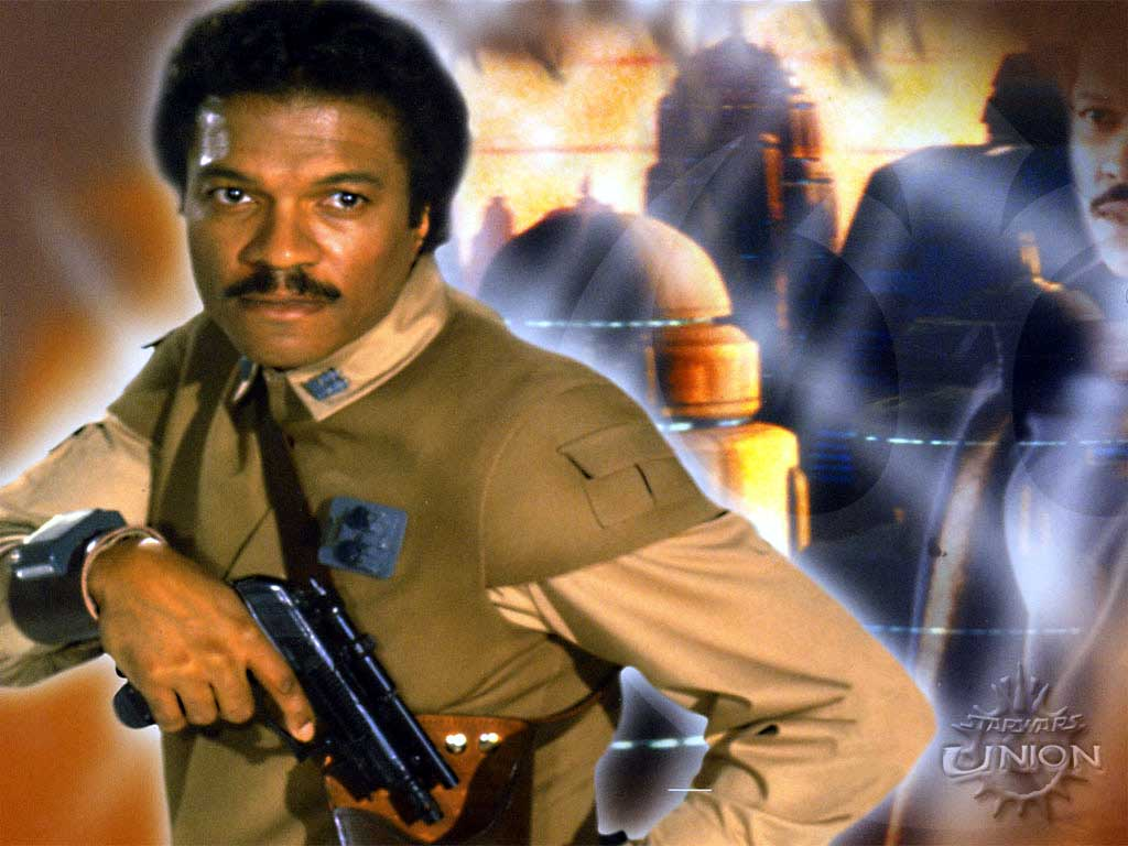 Billy Dee 'Lando Calrissian' Williams