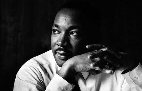 Martin Luther King wird 1968 ermordet