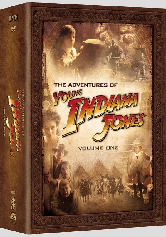 Название Приключения молодого Индианы Джонса.Хроники. Оригинальное