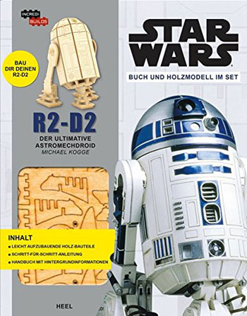 Incredibuilds: R2-D2