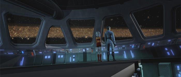Star wars fernsehserien episodenf hrer und hintergr nde for Interieur vaisseau star wars