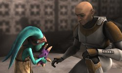 Tooka Plüsch in <em>The Clone Wars</em>