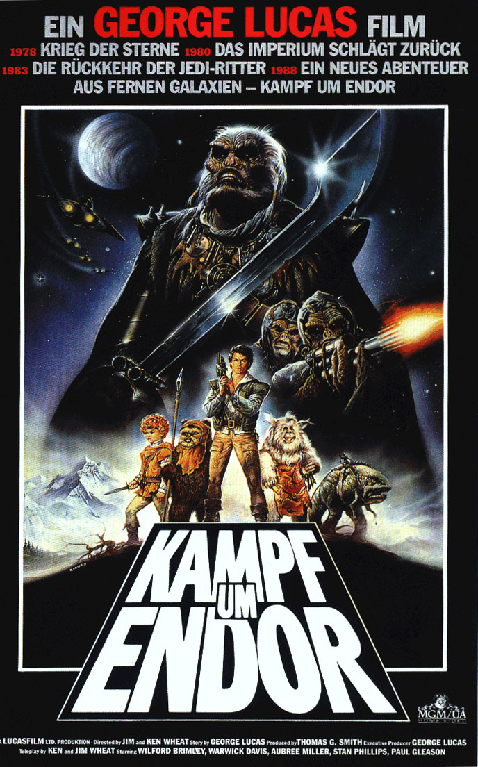 Kampf um Endor - Plakate und Poster - Star Wars Union